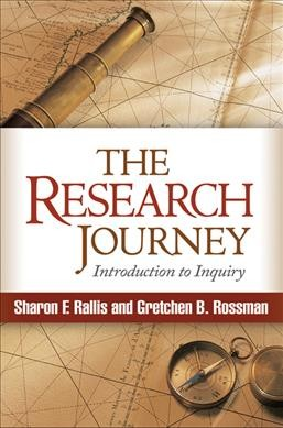 The research journey : introduction to inquiry /