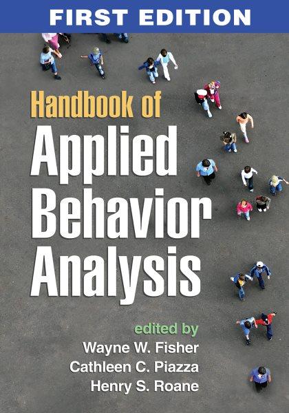 Handbook of applied behavior analysis /