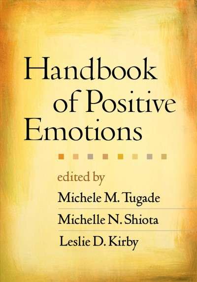 Handbook of positive emotions /