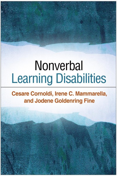 Nonverbal learning disabilities /