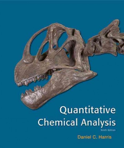 Quantitative chemical analysis /