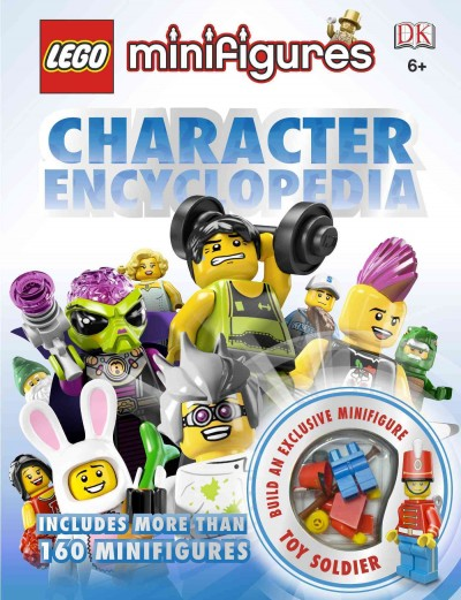 LEGO Minifigures:Character Encyclopedia 樂高人物圖鑑