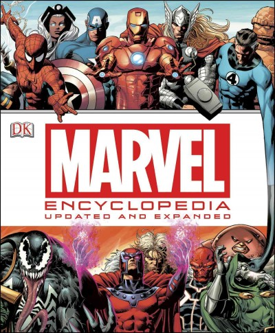 Marvel encyclopedia : : the definitive guide to the characters of the Marvel universe.
