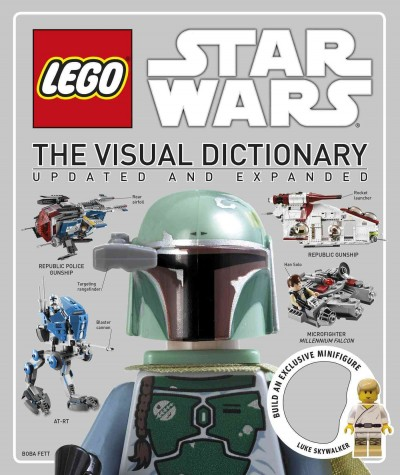 LEGO Star Wars:The Visual Dictionary 樂高星際大戰圖鑑