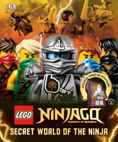 LEGO NINJAGO:Secret World of the Ninja 樂高旋風忍者圖鑑