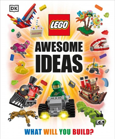 LEGO:Awesome Ideas 樂高酷點子