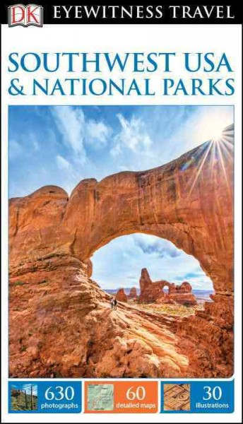 Dk Eyewitness Travel Guide Southwest USA & National Parks
