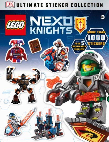 LEGO NEXO KNIGHTS:Ultimate Sticker Collection 樂高未來騎士團:終極貼紙組合