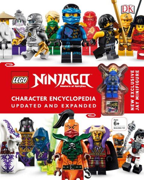 LEGO NINJAGO:Character Encyclopedia(Updated Edition) 樂高旋風忍者:人物百科(升級版)