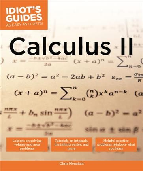 Idiot's Guides Calculus II