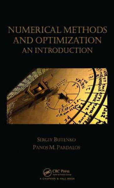 Numerical methods and optimization : an introduction