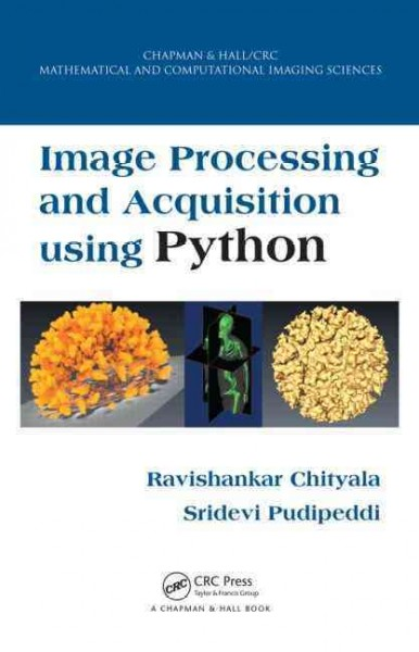 Image processing and acquisition using Python /