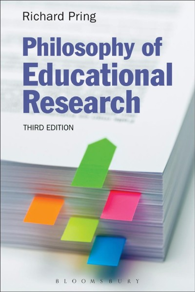 Philosophy of educational research /