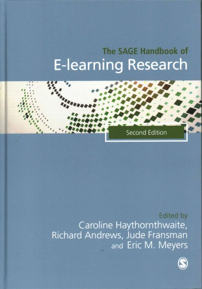 The SAGE handbook of e-learning research /