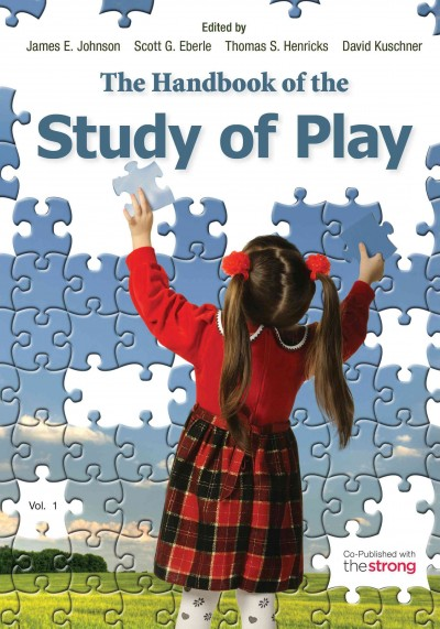 The handbook of the study of play /