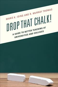Drop That Chalk!