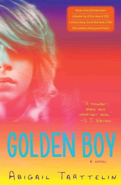 Golden boy : a novel
