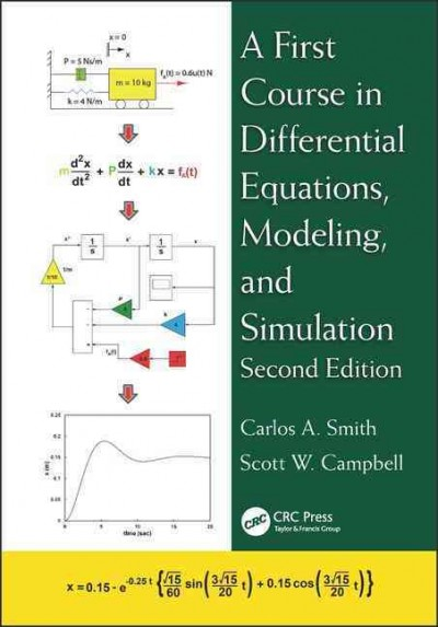 A first course in differential equations, modeling, and simulation /