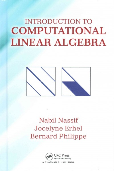 Introduction to computational linear algebra