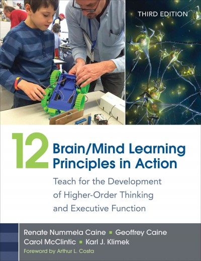 12 brain/mind learning principles in action : teach for the development of higher-order thinking and executive function /