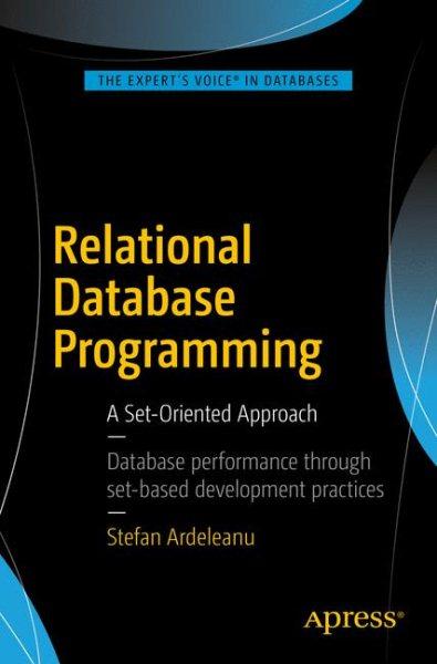Relational Database Programming