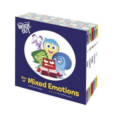 Inside Out Box of Mixed Emotions 腦內急轉彎腳色故事合輯