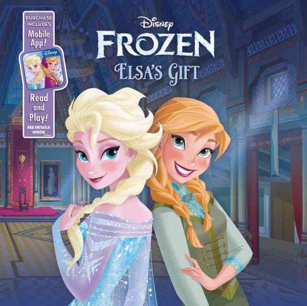 Frozen:Elsa``s Gift 冰雪奇緣紙板書