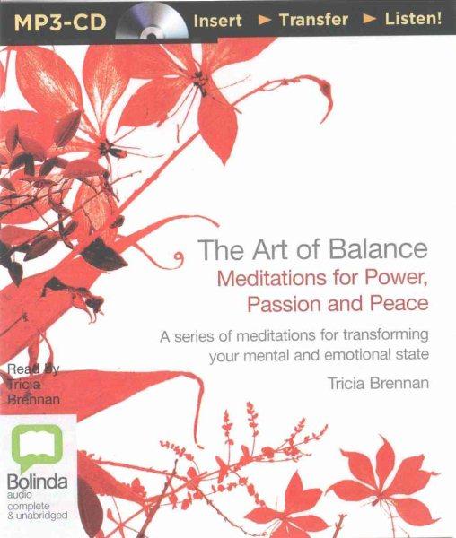 The Art of Balance