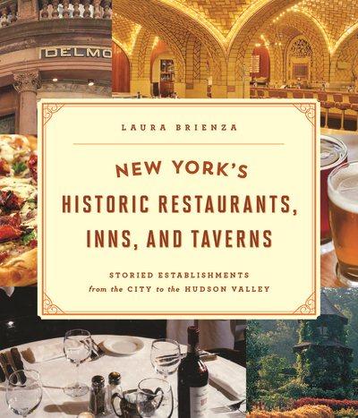 New York's Historic Restaurants, Inns, and Taverns