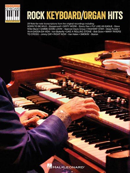 Rock Keyboard/Organ Hits