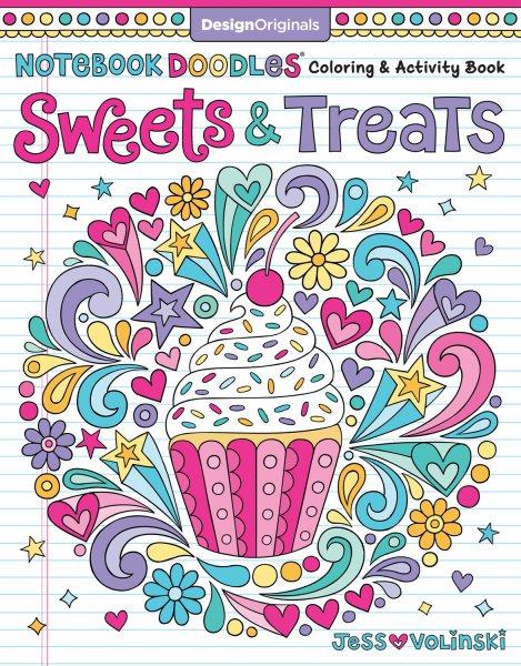 Notebook Doodles Sweets & Treats