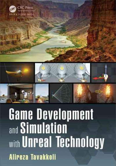Game development and simulation with Unreal technology /