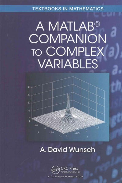 A Matlab companion to complex variables