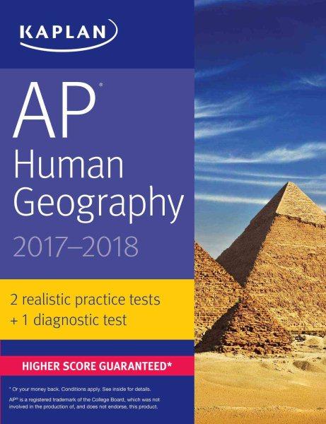 Kaplan Ap Human Geography 2017-2018