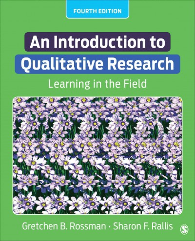 An introduction to qualitative research : learning in the field /