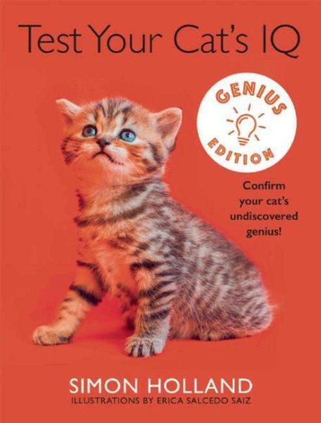 Test Your Cat's IQ Genius Edition