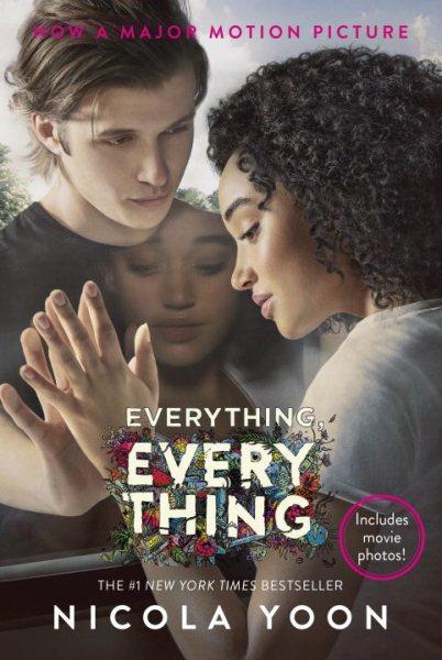 Everything- Everything Movie Tie-in Edition你是我一切的一切電影書封