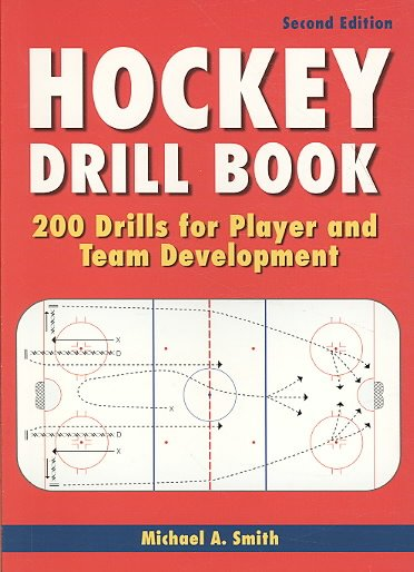 Hockey drill book /