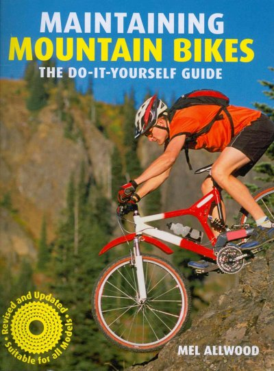 Maintaining mountain bikes : the do-it-yourself guide /