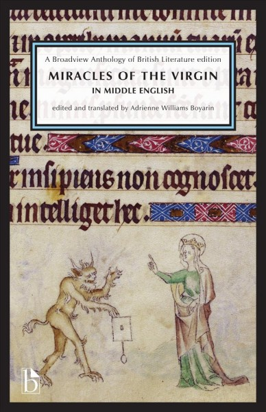 Miracles of the Virgin in Middle English