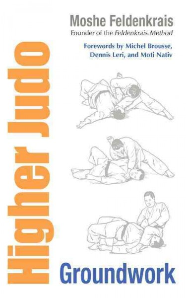 Higher judo : groundwork /
