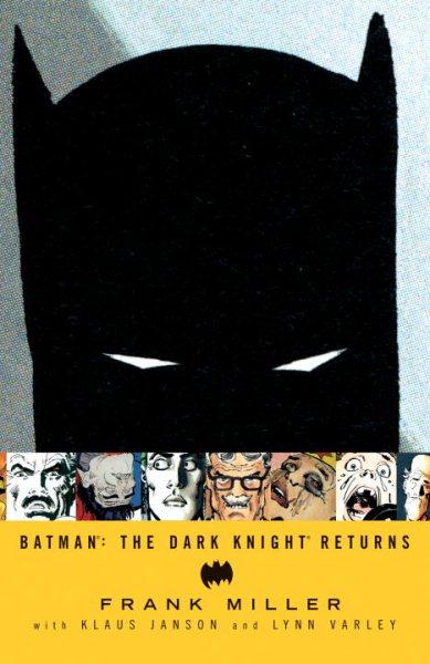 Batman, the Dark Knight returns /