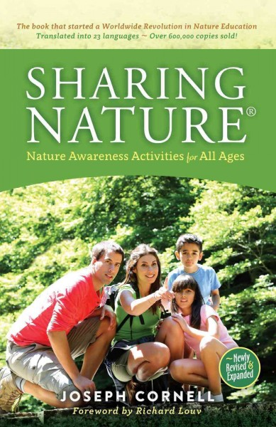 Sharing nature : nature awareness activities for all ages /