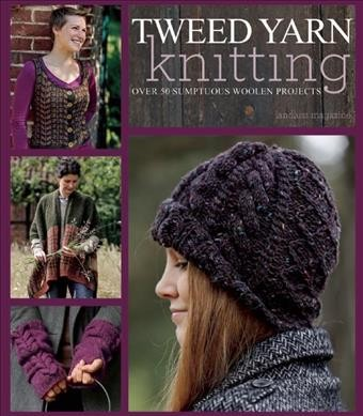 Tweed Yarn Knitting