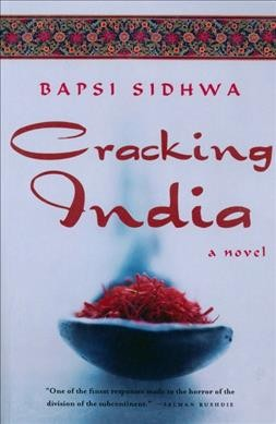 Cracking India:a novel