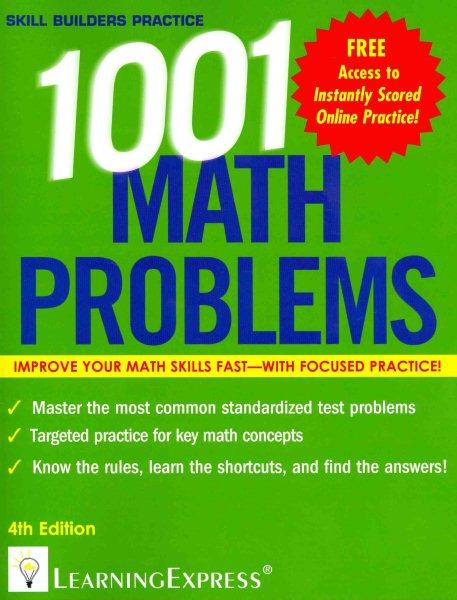 1001 math problems.
