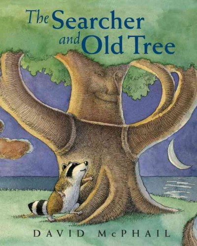 The Searcher and Old Tree 封面