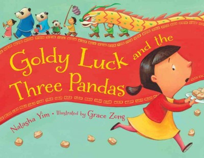 Goldy Luck and the three pandas 封面