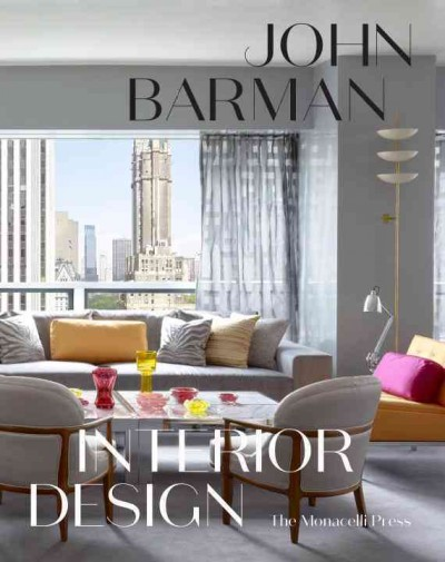 John Barman interior design /