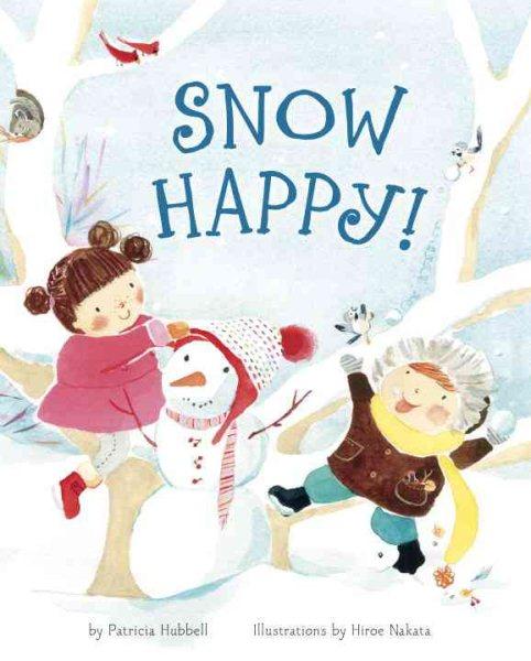 Snow happy! 封面